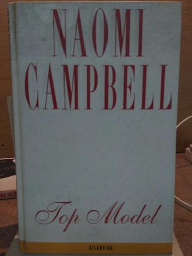 top model  noami campbell