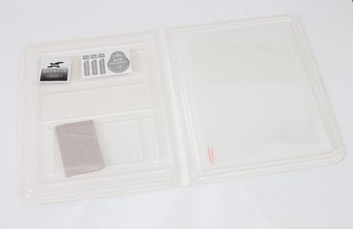 top película de vidro temperado novo ipad 5 air e air 2 glas