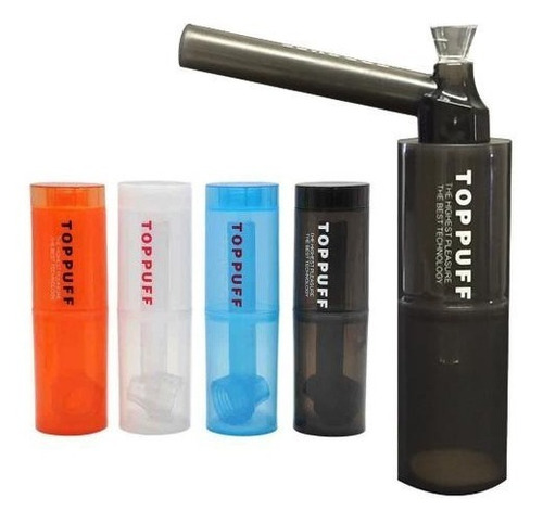 top puff bottle bong portatil envio gratis varios colores