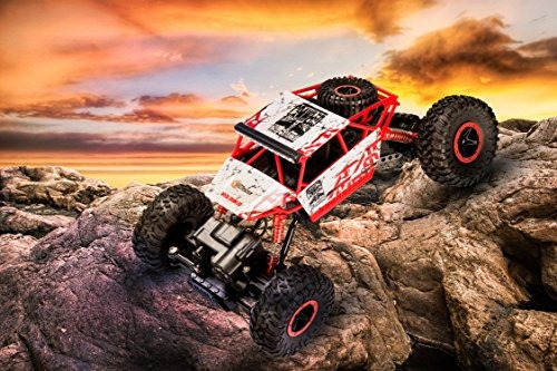 top race control remoto monster truck rc rock crawler con t