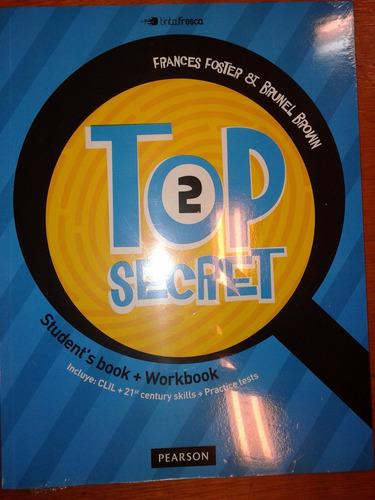top secret 2 - tinta fresca