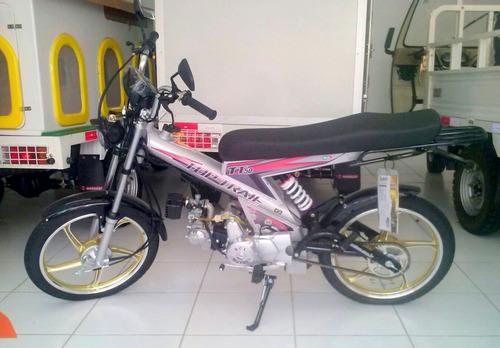 top trail - rcl - ciclomotor - cinquentinha - sob encomenda