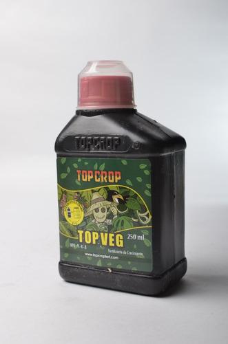 top veg 250 ml vegetacion nitrogeno fertilizante