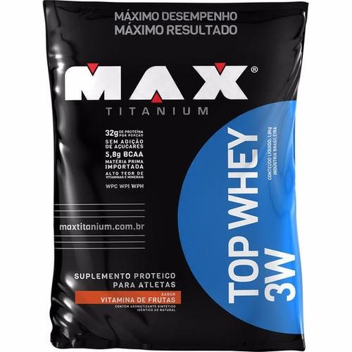 top whey3w-1,8kg -maxtitanium -choc-moran-bauni