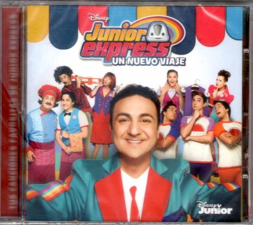 topa junior express lote de 4 cds sellados 100 % originales