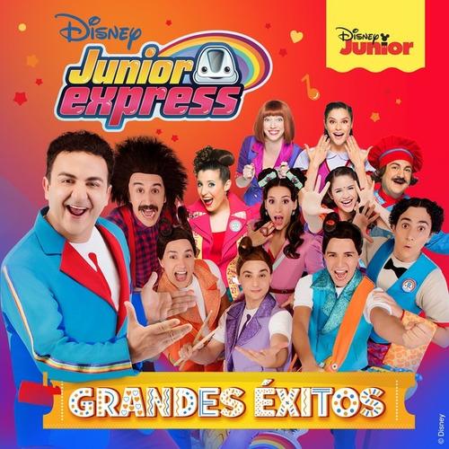 topa junior express lote de 5 cds sellados 100 % originales