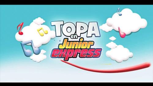 topa junior express videos musicales hd