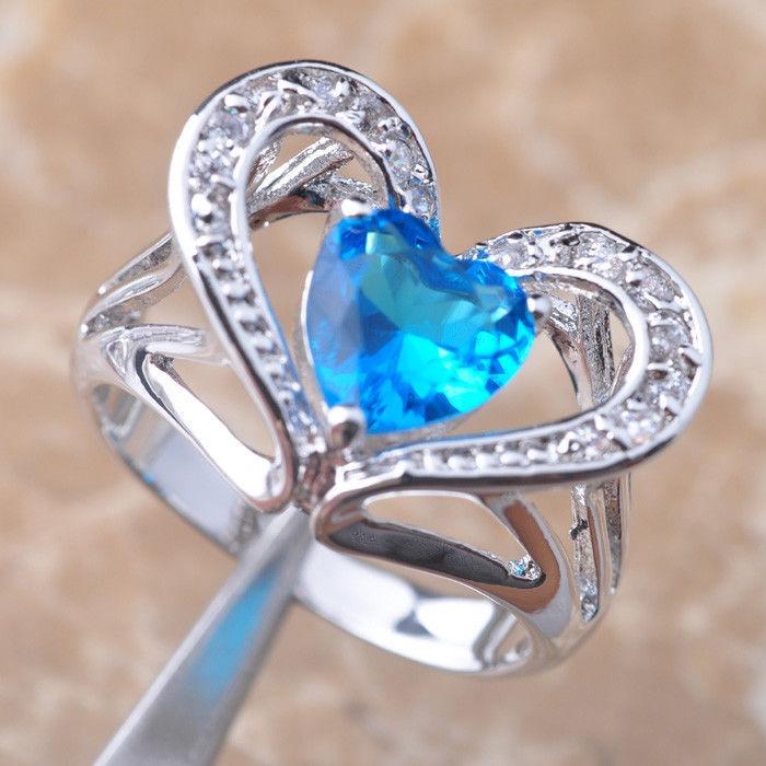 Resultado de imagen para joyas de topacio azul