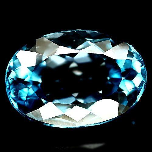 topacio sky blue natural aaa +13 x 19 mm 18.06 ct