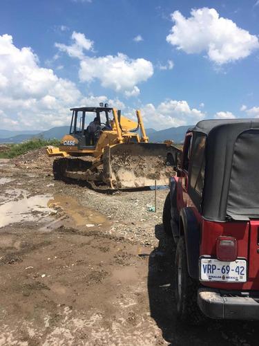 topador bulldozer tractor case1850k