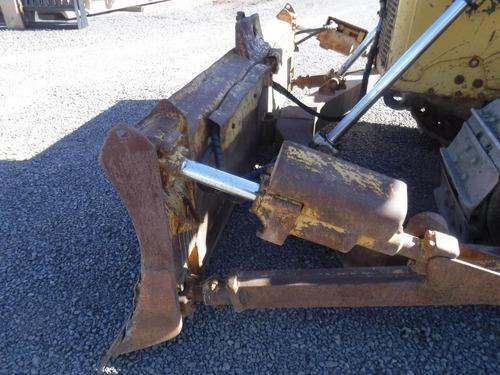 topador frontal caterpillar d6c bulldoser tractor foli 13749