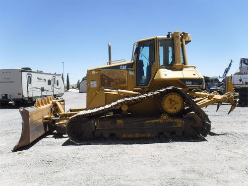 topador frontal caterpillar d6n bulldoser tractor foli 13820