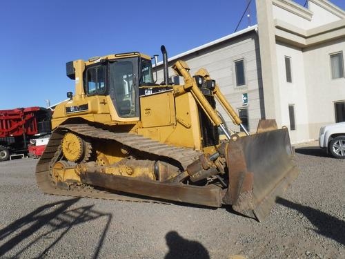 topador frontal caterpillar d6r bulldoser tractor foli 14387