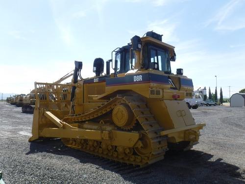 topador frontal caterpillar d8r bulldoser tractor foli 13992