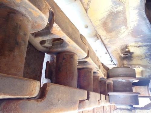 topador frontal d9g con ripper 3 zancos