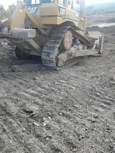 topadora catarpilar bulldozer d6t