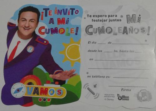 topa/junior express tematicos cumpleaños 20 chicos