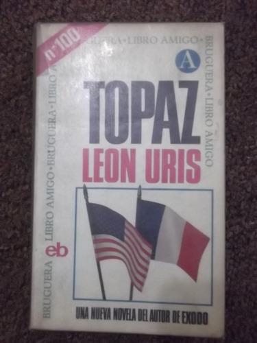 topaz león uris 1969