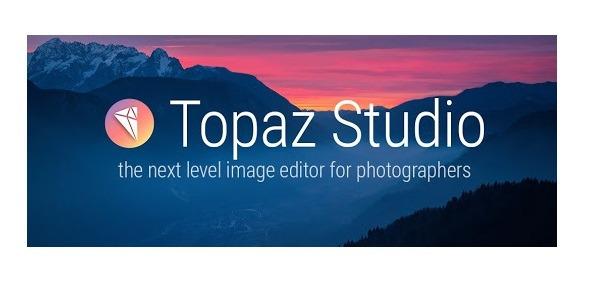 Topaz Studio-software Edição De Fotos Plugins Do Photoshop