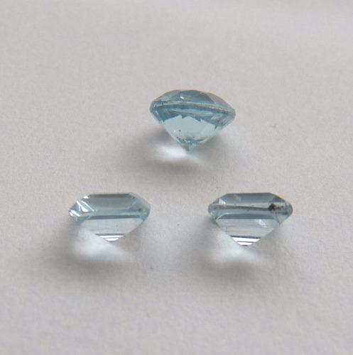 topázio sky blue pedra preciosa natural preço 3 gemas 5350