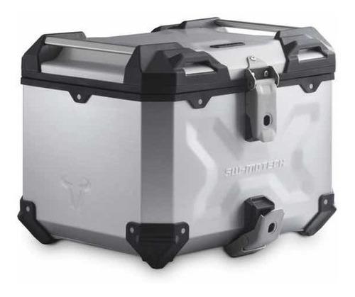 topcase sw-motech 38lts silver