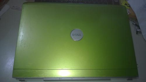 topcover dell inspiron 1720 verde - pn dy809 - usado