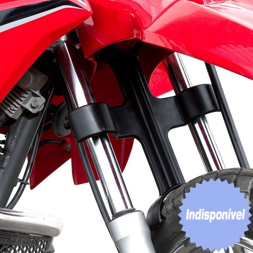 tope bloqueador de suspension delantera moto cross enduro