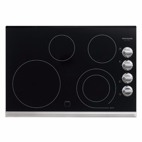 tope cocina empotrar eléctric vitroceramica 76 cm frigidaire