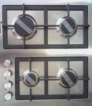 tope de cocina a gas tecnolam de 60