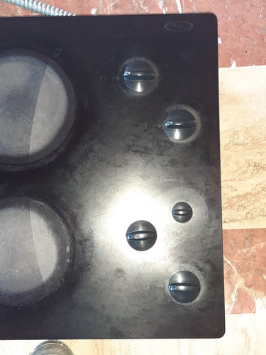 tope de cocina electrica whirlpool