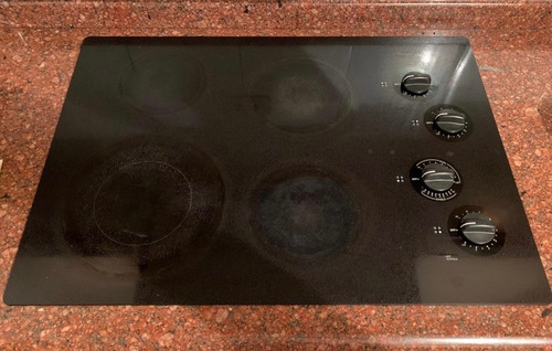 tope de cocina eléctrico whirlpool