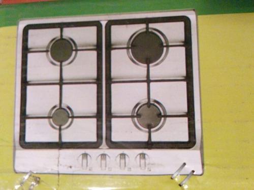 tope de cocina frigilux 4 hornillas