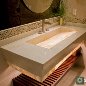 Tope de cocina lavamanos escalera rodapie marmol - Precios de granito para cocina ...