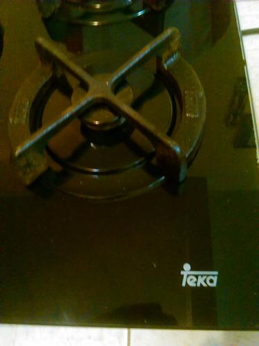 Tope de cocina vidrio templado 5 hornillas bs 115 00 en - Vidrio templado cocina ...