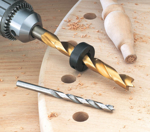 tope de profundidad para brocas herramienta carpintero d2803