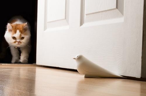 tope de puerta paloma