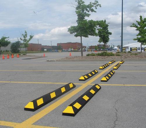 tope estacionamiento park it 1.83m negro-amarilo fijacion