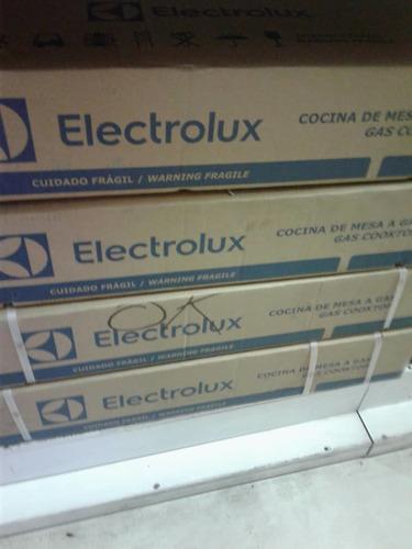 tope para empotrar a gas electrolux etgf30torm