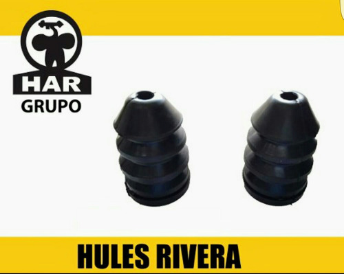 tope suspension delantera y trasera jeep liberty 2002 a 2007