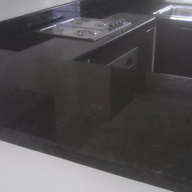 Topes de cocina de granito bajo costo muy economica en for Costo de granito para cocinas