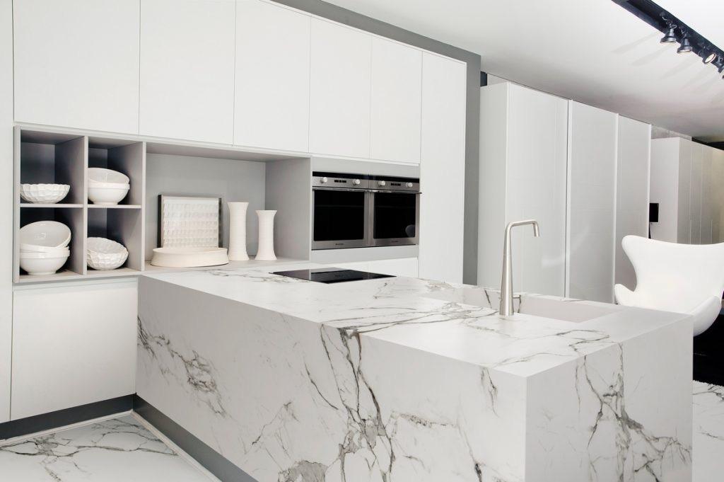 Marmol o granito para la cocina de topes de mrmol granito for Sofas al mejor precio