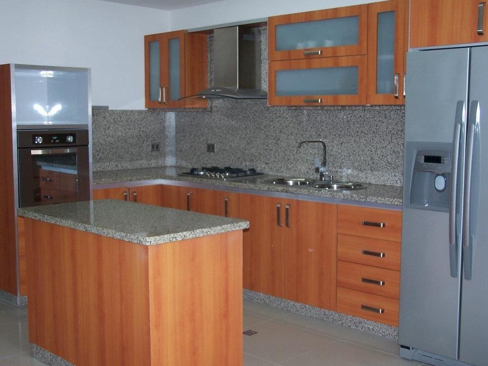 Topes de cocina en granito natural y marmol al mejor for Cotizacion cocina