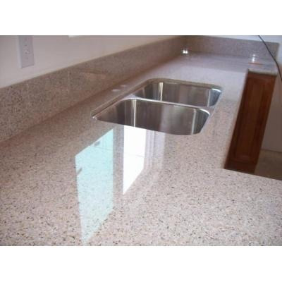 Topes de cocina en granito natural y m rmol al mejor for Precio de marmol para cocina