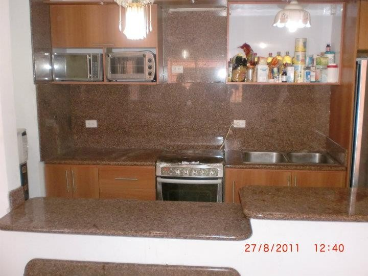 Topes de cocina m rmol y granito bs en - Colores de granito para cocinas ...