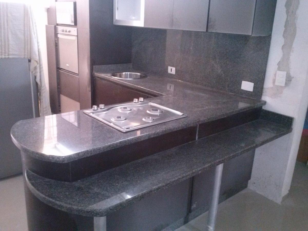 Topes de cocina m rmol y granito bs en for Cuanto cuesta el granito para cocina