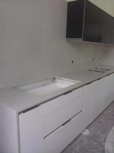 topes de granito -  silestone - marmol