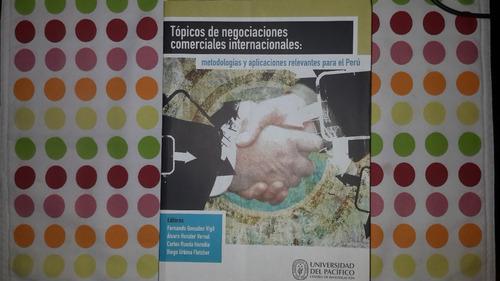topicos de negociaciones comerciales internacionales