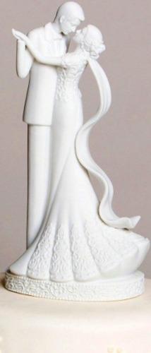 topo de bolo- porcelana