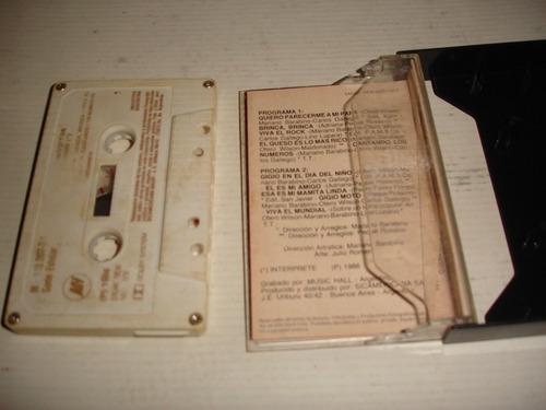 topo gigio para mis queridos amiguitos cassette
