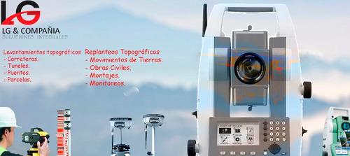 topografía, servicio de topografía geodesia y fotogrametría